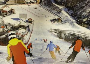 Skiing trip to North Korea