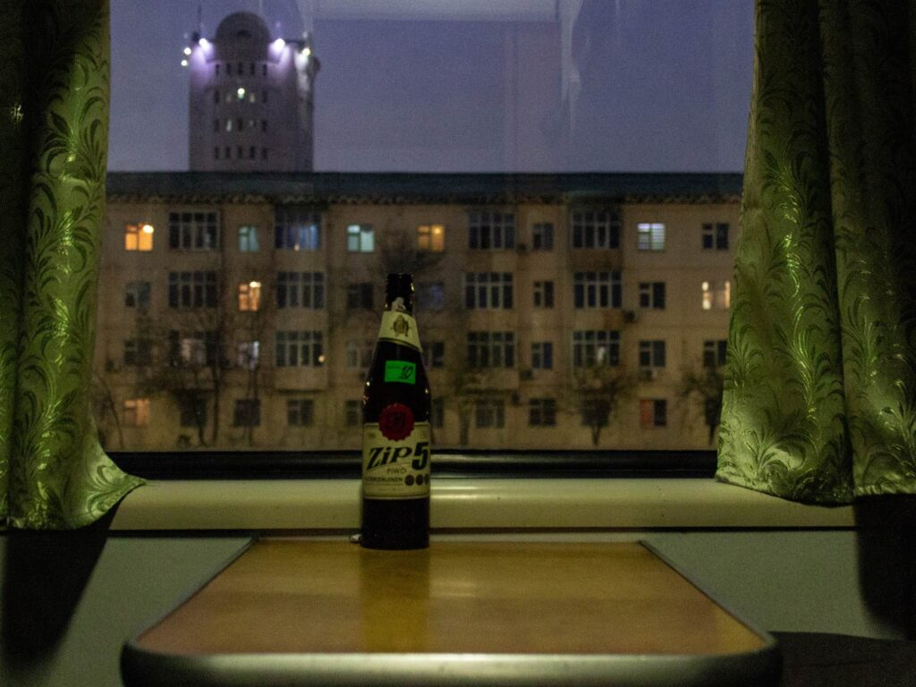 Mikkeller and Beer in Turkmenistan