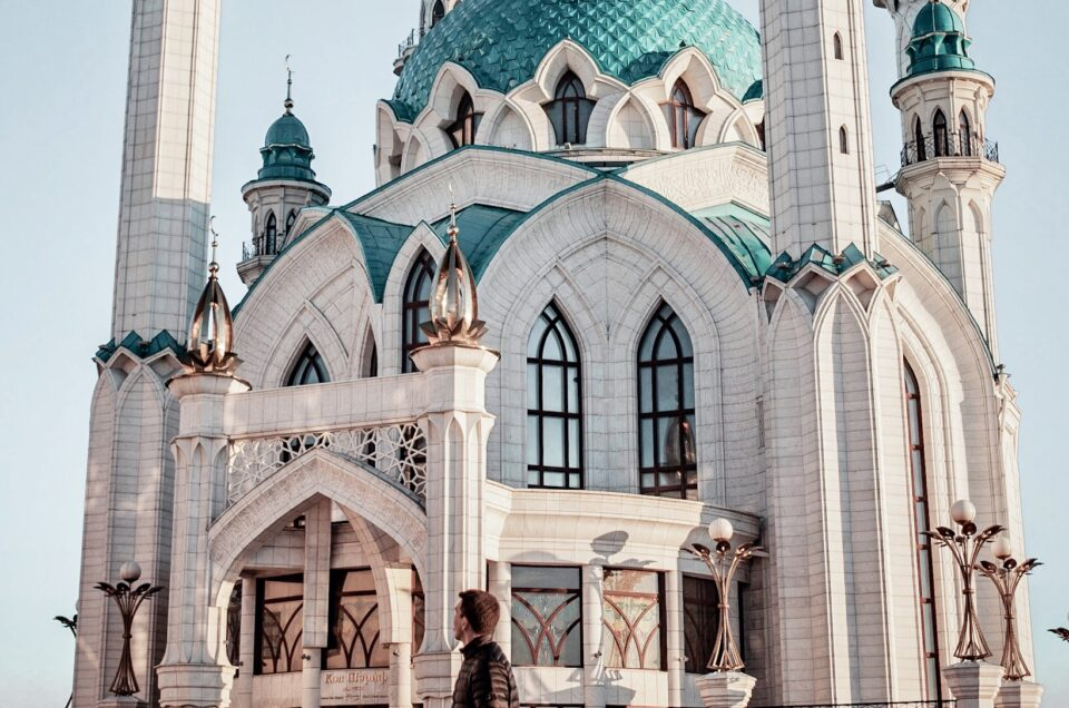 Podcast: Ilsur and Adil about their Russian hometown, Kazan (English Special)