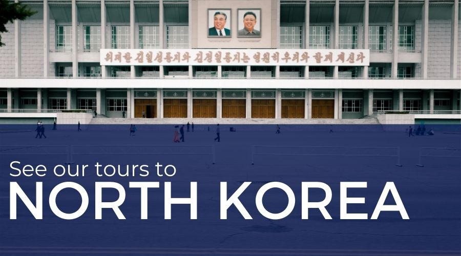 Tours to North Korea